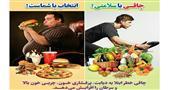بسيج ملي تغذيه  با موضوع  پيشگيري ازاضافه وزن و  چاقي